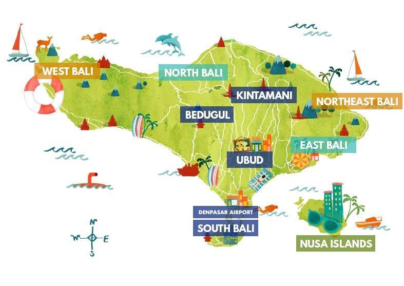 Remote Area Policy Bali Trip Driver